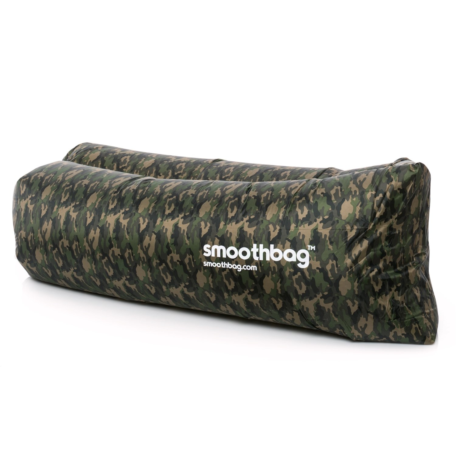 Good SMOOTHBAG Portable Inflatable Lounging Sofa In Camo
