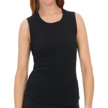 Sno Skins Swirl Sport Blister Tank Top (For Women) in Black - Closeouts