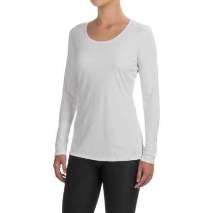 Snow Angel Primatesse Base Layer Top - UPF 30+, Long Sleeve (For Women) in White - Closeouts