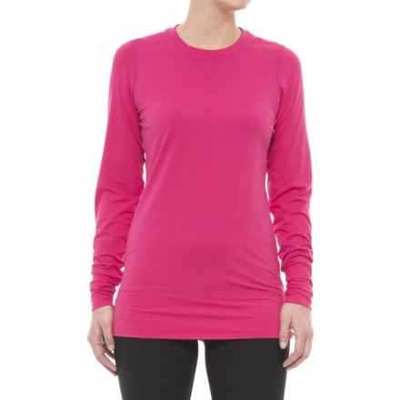 Snow Angel Veluxe Ride Tunic Base Layer Top - Long Sleeve (For Women) in Hot Pink - Closeouts