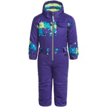 Snow Dragon Snow Day Snowsuit - Insulated (For Toddlers) in Purplelicious - Closeouts