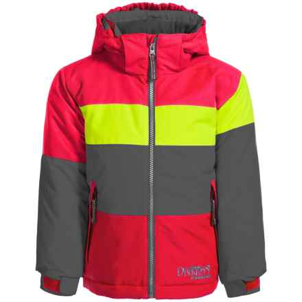 Snow Dragons Sparks Jacket - Waterproof, Insulated (For Toddlers and Little Boys) in Red Patrol - Closeouts