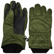 Snow Dragons Whirlwind Gloves - Insulated (For Little Kids) in Army Green - Closeouts