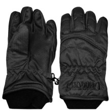 Snow Dragons Whirlwind Gloves - Insulated (For Little Kids) in Black - Closeouts