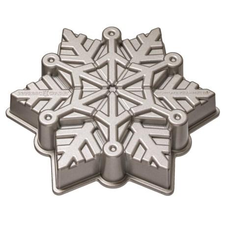 Snowflake Cake Pan