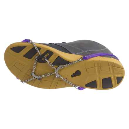Snowline Chainsen City Minimalist Traction Spikes in Purple - Closeouts