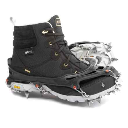 Snowline Chainsen Claw Shoe Chains in Grey - Closeouts