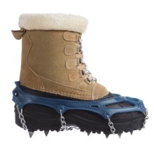 Snowline Chainsen Pro Winter Boot Tractions (For Men and Women) in Blue - Closeouts