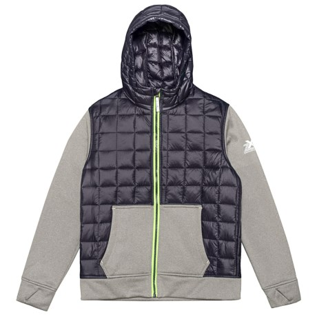 Image of Snug Hybrid Jacket - Insulated (For Big Boys)