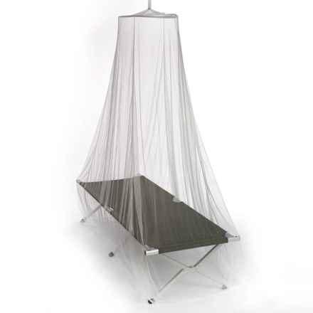 Snugpak Travel Canopy Mosquito Net in White - Closeouts