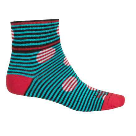 Sock Guy Ankle Socks - Lightweight (For Men and Women) in Lantern - Closeouts