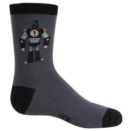 Sock It To Me Socks - Crew (For Little and Big Kids) in Bring It Bot - Closeouts
