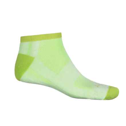 SockGuy Channel Air Socks - Ankle (For Men and Women) in Go - Closeouts
