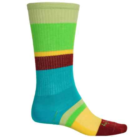 SockGuy High-Performance Socks - Crew (For Men and Women) in Townie 2 - Closeouts