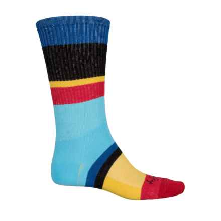 SockGuy High-Performance Socks - Crew (For Men and Women) in Townie - Closeouts