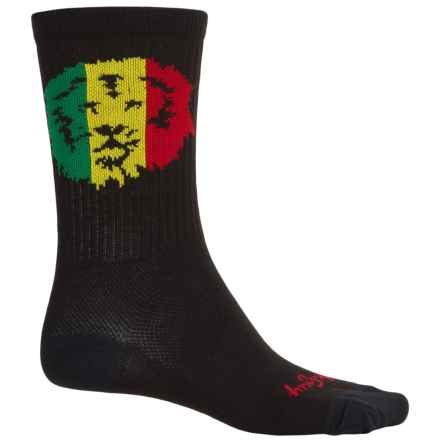 SockGuy Socks - Crew (For Men and Women) in King - Closeouts