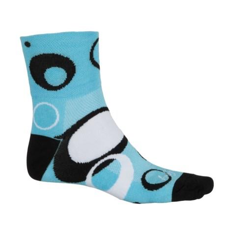 SockGuy Standard Socks - Quarter Crew (For Men and Women)