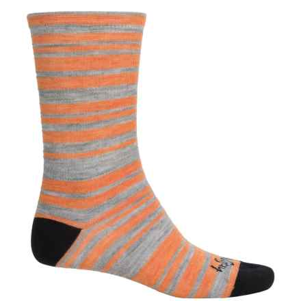 SockGuy Turbowool Socks - Crew (For Men and Women) in Urban - Closeouts