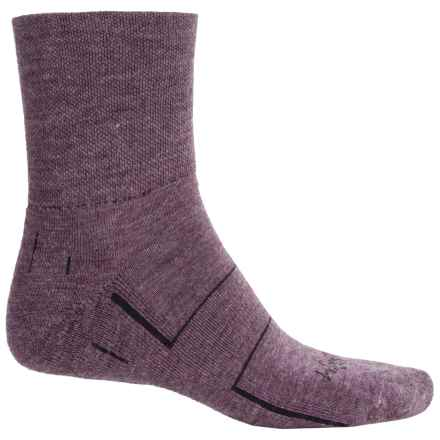 Sockguy Wooligan Socks - Crew (For Men and Women) in Corsica - Closeouts