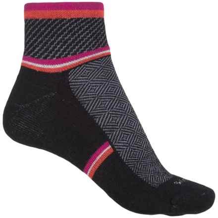 Sockwell Cascade Socks - Merino Wool, Crew (For Women) in Black - Closeouts