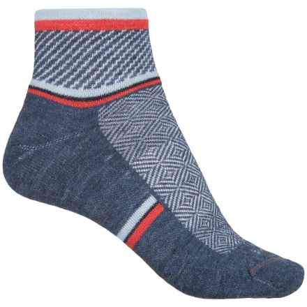 Sockwell Cascade Socks - Merino Wool, Crew (For Women) in Denim - Closeouts