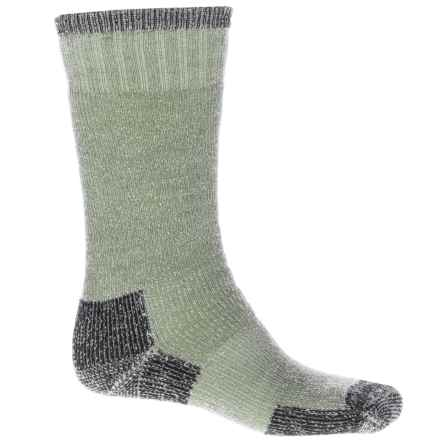 Sockwell Expedition Hiking Socks - Merino Wool, Mid Calf (For Men and Women) in Loden - Closeouts