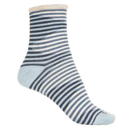 Sockwell Jig Socks - Crew (For Women) in Chambray - Closeouts