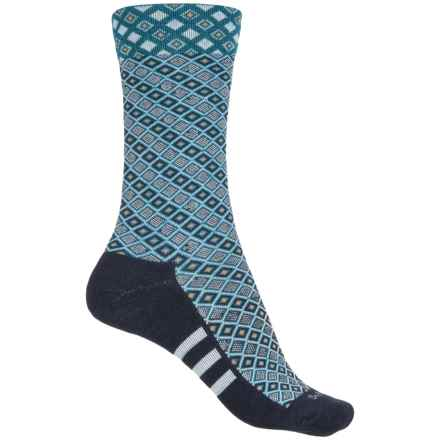 Sockwell The Avenue Socks - Merino Wool, Crew (For Women) in Navy - Closeouts