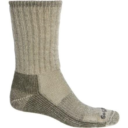02675e3caf125 Sockwell Trekker Hiking Socks - Merino Wool, Crew (For Men and Women) in