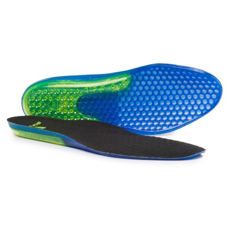 Sof Sole AIRR Gel Honeycomb Insoles (For Men and Women) in See Photo