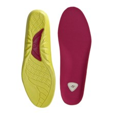 Sof Sole Arch Performance Insoles - For High Arches (For Women) in See Photo - Closeouts