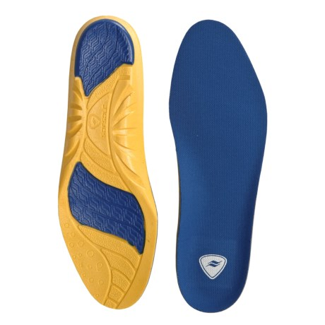 Sof Sole Athlete Performance Insoles (For Men) in See Photo