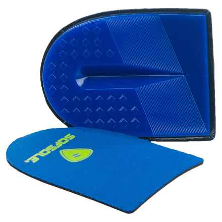 Sof Sole Gel Heel Spur Pad (For Women) in Blue - Closeouts