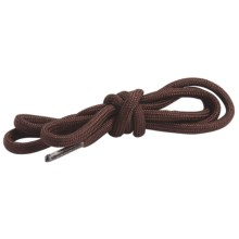 "Sof Sole Hiker Round Shoe Laces - 45"" in Brown - Closeouts"