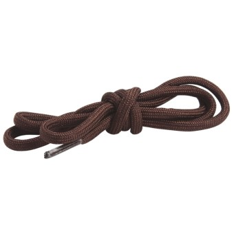 "Sof Sole Hiker Round Shoe Laces - 45"" in Brown"
