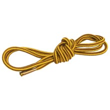 "Sof Sole Hiker Round Shoe Laces - 54"" in Brown/Gold - Closeouts"