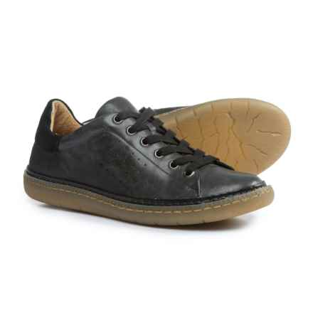 Sofft Arianna Sneakers - Leather (For Women) in Black - Closeouts