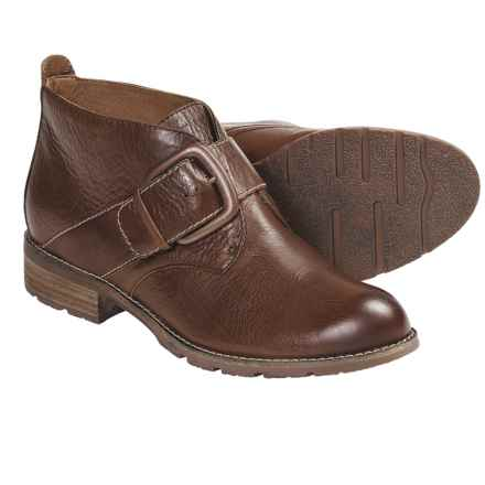 Sofft Boone Chukka Boots (For Women) in Tobacco - Closeouts