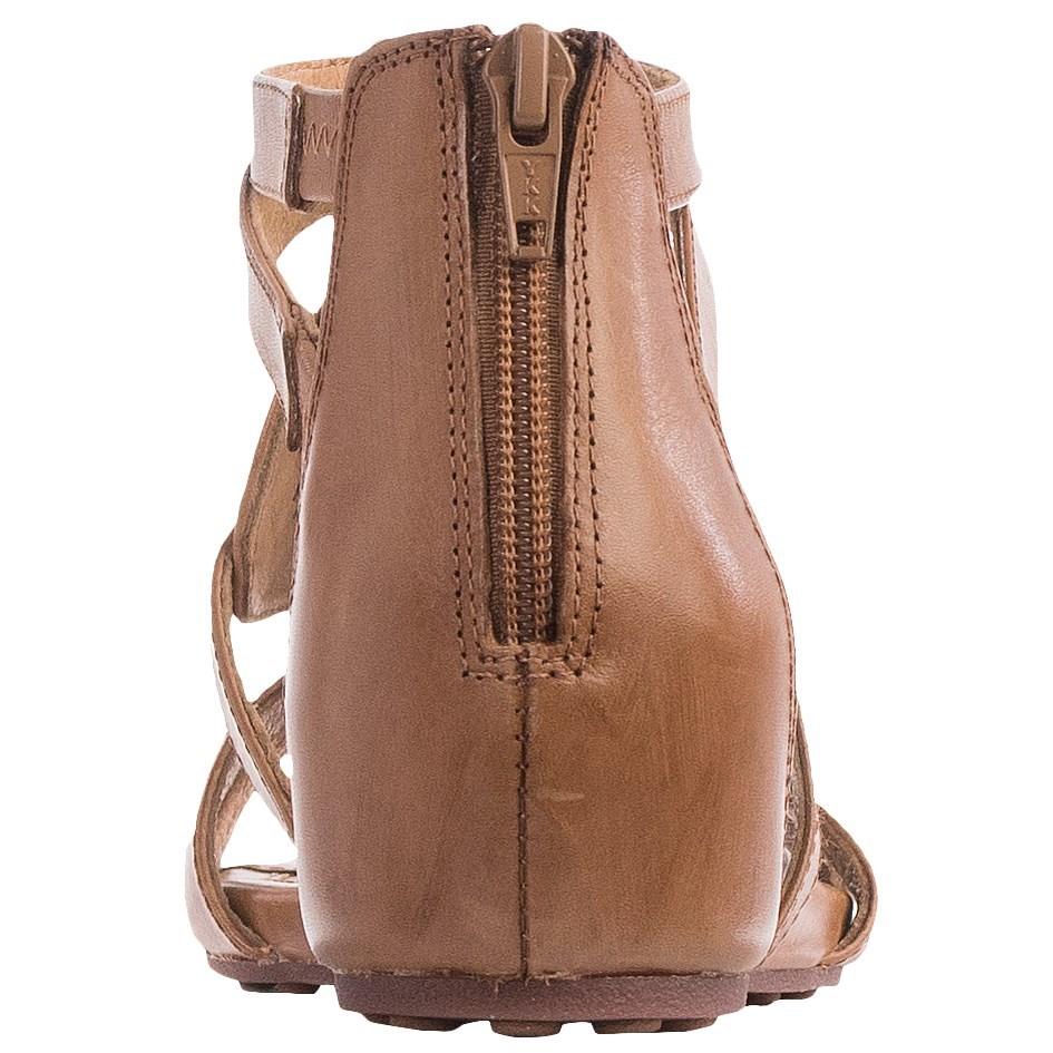 Wedge Heel Gladiator Sandals