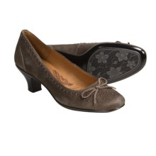 Sofft Kalliope Suede Shoes - Pump (For Women) in Nimbus Grey - Closeouts