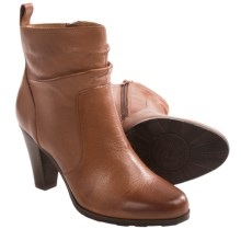 Sofft Toby Ankle Boots - Leather (For Women) in Tan - Closeouts