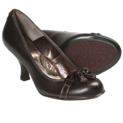 Sofft Vanessa Pumps (For Women) in Coffee Bean