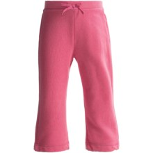 Soft-Knit Sweatpants (For Infant Girls) in Pink - 2nds