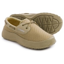 Soft Science Cruise Boat Shoes (For Men) in Khaki - Closeouts