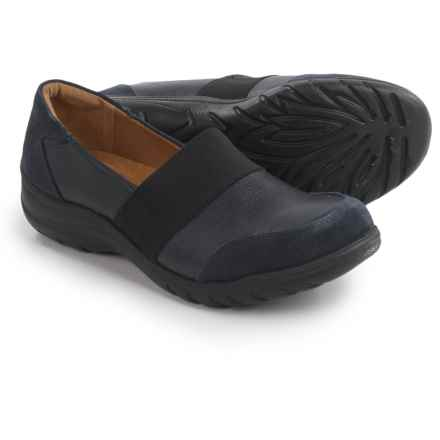 Softspots Adelpha Shoes -Leather (For Women) in Arcadia Navy/Navy - Closeouts