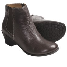 SoftSpots Dionne Ankle Boots (For Women) in Coffee Leather - Closeouts