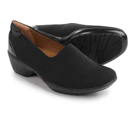 Softspots Marnie Clogs (For Women) in Black - Closeouts