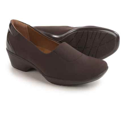 Softspots Marnie Clogs (For Women) in Dark Brown - Closeouts
