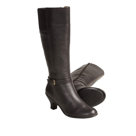 Softspots Skye Boots - Calfskin Leather (For Women)