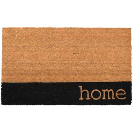 """SOHO Home Door Mat - 20x34"""" in See Photo - Closeouts"""